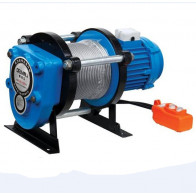 Лебедка CD-1000-A (KCD-1000 kg, 380 В) с канатом 100 м
